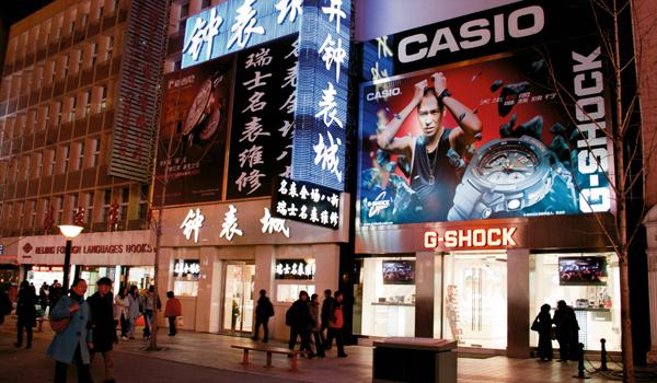 Compras En China: Un Vistazo A Las Calles Comerciales Más Famosas