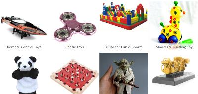 comprar juguetes en china