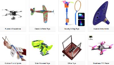 tienda para comprar juguetes en china