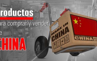 Los Mejores Productos Para Comprar y Vender De China