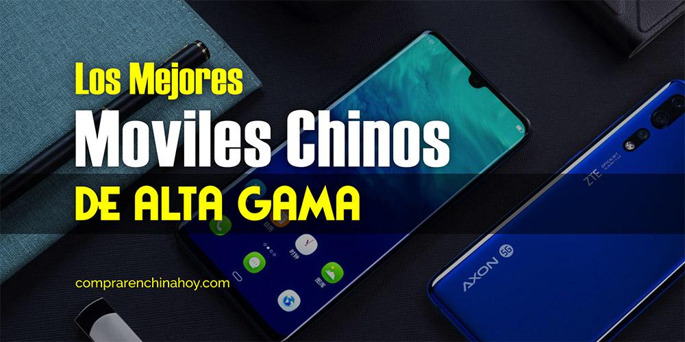 10 Mejores Moviles Chinos De Alta Gama 2019