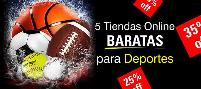 84425e940c993 5 Tiendas de Deportes Online Baratas para Comprar por Internet
