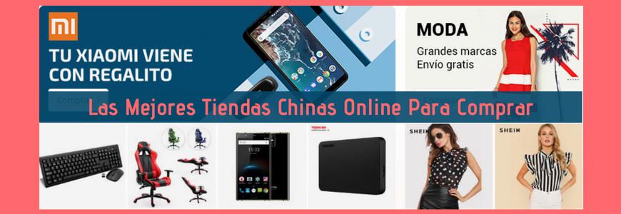 Top 10 De Las Mejores Tiendas Chinas Para Comprar Online