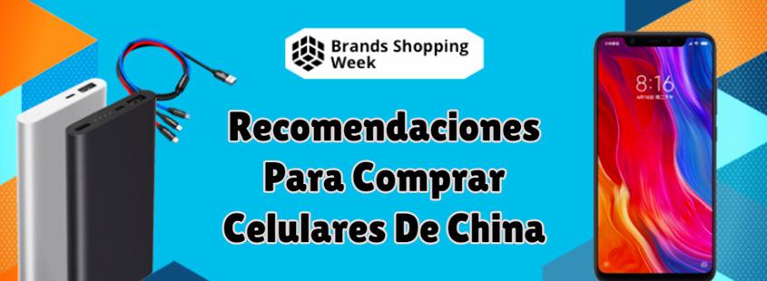 comprar celulares de China