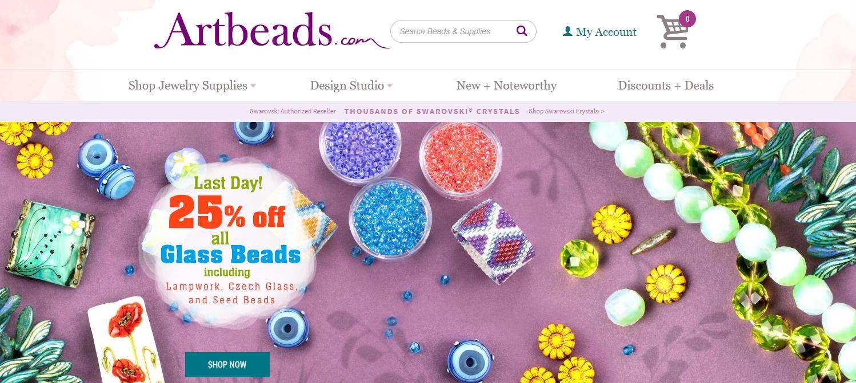 negocio de joyas con artbeads